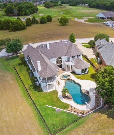 Rockwall, Rowlett, Heath, Royse City Single Family Home For Sale: 629 Country Club Drive