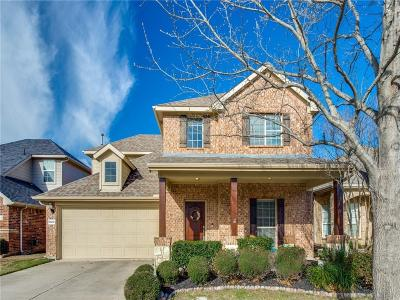 Single Family Home Active Option Contract: 3608 Blanco Creek Trail