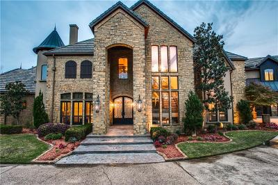 Flower Mound Single Family Home For Sale: 1705 Deer Path