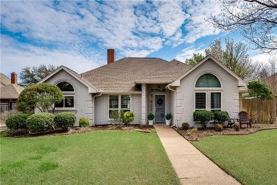 Fort Worth Single Family Home For Sale: 7105 Meadowside Road S