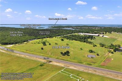 Denton County Residential Lots & Land For Sale: 7773 Fm 455 E