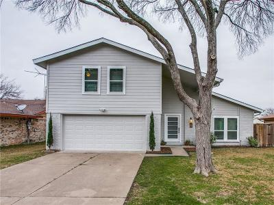 Richardson Single Family Home Active Option Contract: 6 Merrie Circle