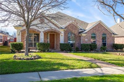 Frisco Single Family Home For Sale: 9733 Butterfly Trail