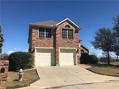 Single Family Home Active Option Contract: 1100 Sawmill Pass Court