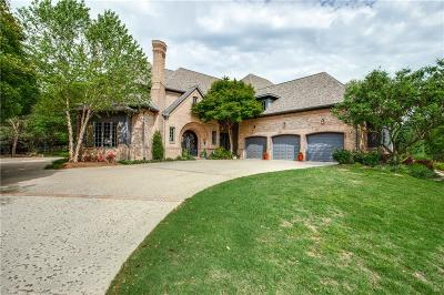 Allen Single Family Home For Sale: 1 Wooded Lane