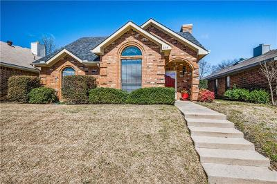 Carrollton Single Family Home Active Option Contract: 2115 Greenview Drive