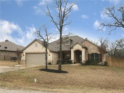Archer County, Baylor County, Clay County, Jack County, Throckmorton County, Wichita County, Wise County Single Family Home For Sale: 121 Hauser Place