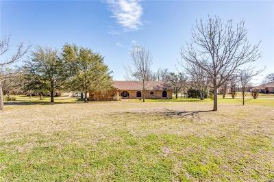Joshua Single Family Home For Sale: 209 Roaring Springs Drive