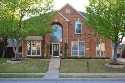 Keller Single Family Home For Sale: 520 Sorenson Trail