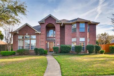 Rowlett Single Family Home For Sale: 8710 Lakeport Drive