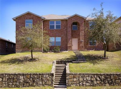 Mesquite Single Family Home For Sale: 2828 Kerrville