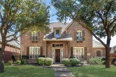 Allen Single Family Home For Sale: 1010 Cross Plains Drive