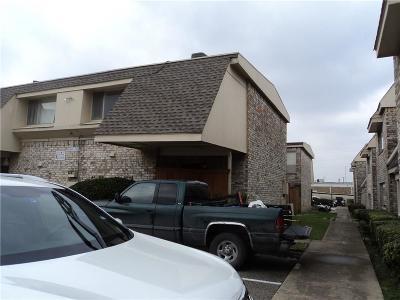 Richardson Townhouse For Sale: 2343 Trellis Place #QQ