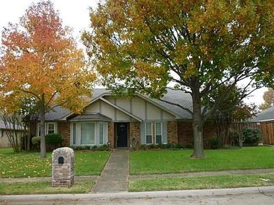 Plano Single Family Home For Sale: 2216 Florence Drive