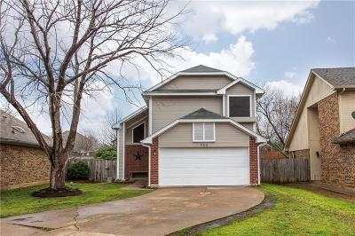 Lewisville Single Family Home For Sale: 953 Sylvan Creek Drive