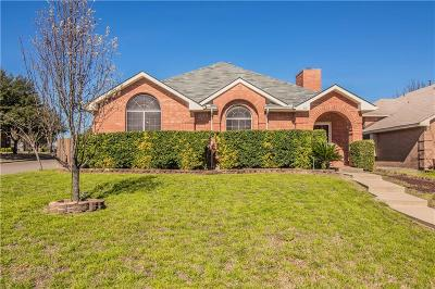 Desoto Single Family Home Active Option Contract: 601 Kimberly Drive