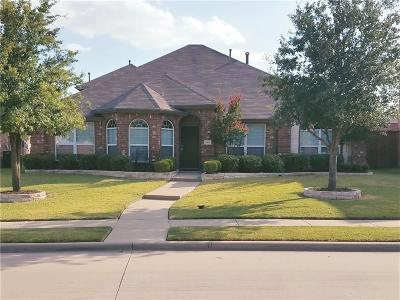 Rowlett Single Family Home For Sale: 7909 Glenside Drive