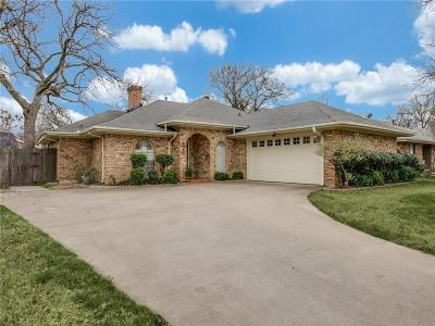 Grand Prairie Single Family Home Active Option Contract: 425 Post Oak Drive
