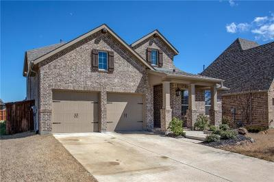 McKinney Single Family Home For Sale: 8000 Champion Creek Drive
