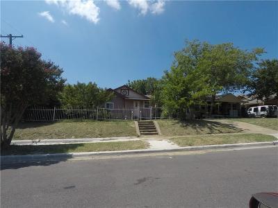 Dallas Single Family Home For Sale: 839 S Montclair Avenue