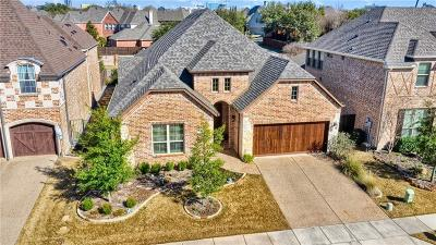 Frisco Single Family Home Active Option Contract: 4164 Sardinia Way