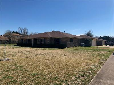 Cedar Hill Single Family Home For Sale: 336 E Little Creek Road