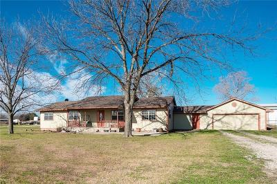 Prosper Single Family Home Active Option Contract: 14695 Parvin Road