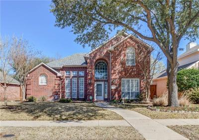 Plano Single Family Home For Sale: 3913 Montrose Drive