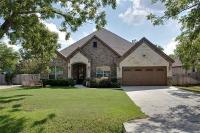 Flower Mound Single Family Home For Sale: 3305 Cottonwood Drive