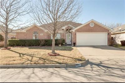 Fort Worth Single Family Home For Sale: 8067 Jolie Drive