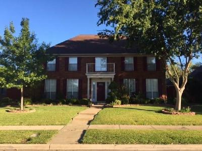 Garland Residential Lease For Lease: 2513 Big Oaks Drive
