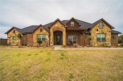 Midlothian Single Family Home For Sale: 5861 Country South Lane