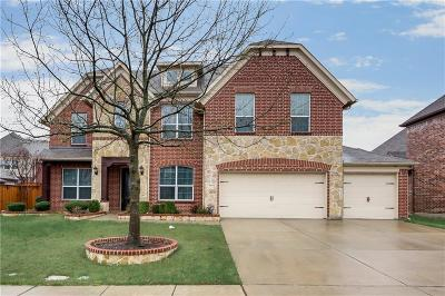 McKinney Single Family Home For Sale: 8008 Saint Clair Drive
