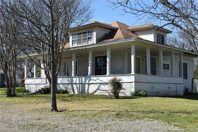 Farmersville Single Family Home For Sale: 317 College Street