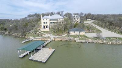 Wise County Single Family Home For Sale: 180 Moonlight Bay Drive