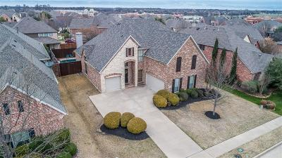 Frisco Single Family Home For Sale: 15726 Crown Cove Lane