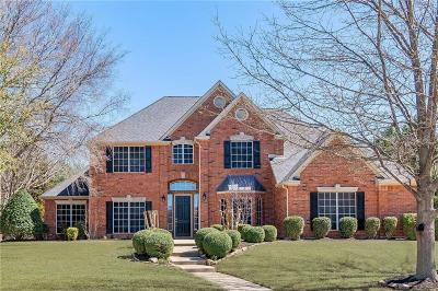 Mckinney Single Family Home For Sale: 711 Wood Duck Lane