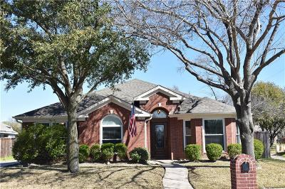 Allen Single Family Home For Sale: 1303 Flameleaf Drive