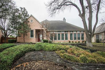 Rowlett Single Family Home Active Option Contract: 4213 Pinecreek Drive