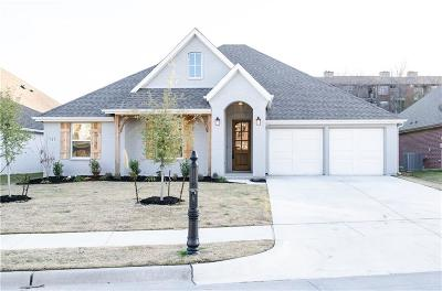 Benbrook Single Family Home Active Option Contract: 313 Bluffside Trail