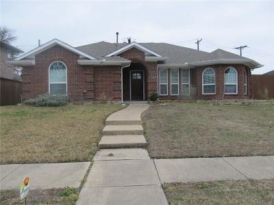 Rowlett Single Family Home For Sale: 9310 Chimneywood Drive