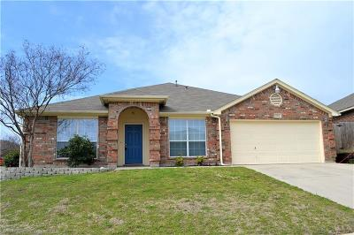 White Settlement Single Family Home Active Option Contract: 1324 Dale Lane