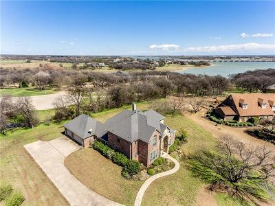 Little Elm Single Family Home For Sale: 3549 Pinnacle Bay Point