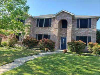 Wylie Single Family Home For Sale: 1200 Summerdale Lane