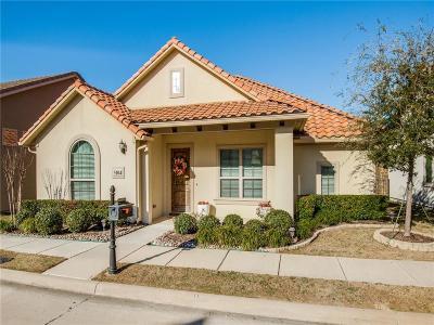McKinney Single Family Home For Sale: 5104 Fort Buckner Drive