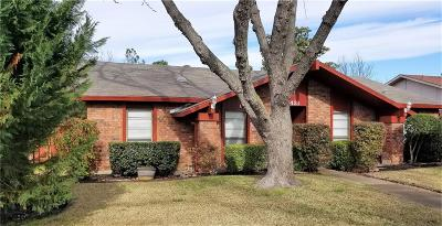 Garland Single Family Home For Sale: 6421 Fallbrook Drive