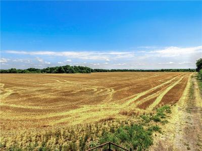 Grayson County Farm & Ranch For Sale: 184+ac E Leslie Lane