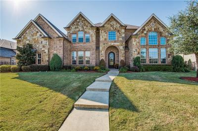 Southlake Single Family Home Active Option Contract: 912 Lexington Terrace