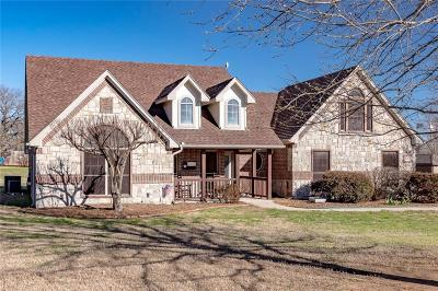 Parker County Single Family Home Active Option Contract: 145 Crestwood Lane