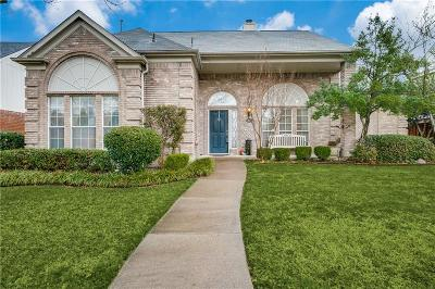 Rowlett Single Family Home Active Option Contract: 3806 Catalina Street